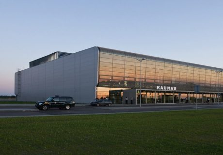 International Kaunas airport